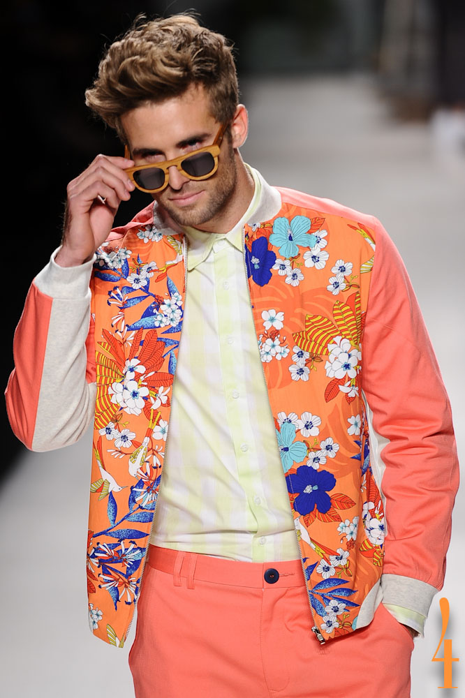 World Master Card Fashion Week Spring/Summer 14